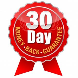 30 Day Money Back Guarentee