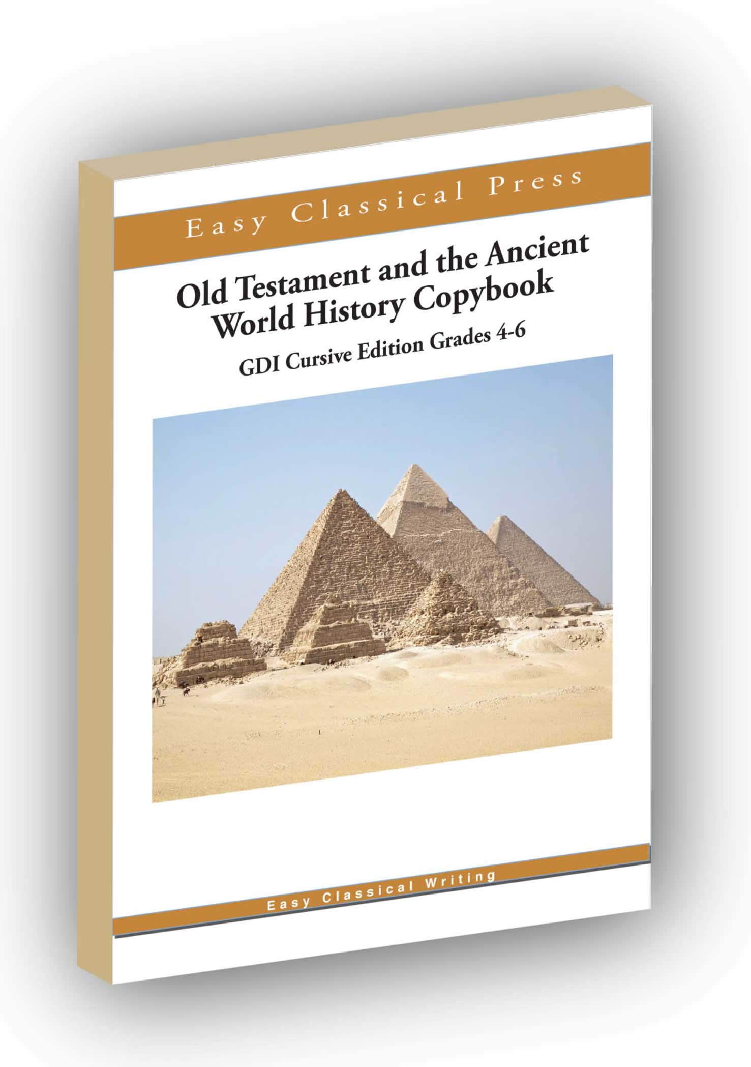 OT and the Ancient World History Copybook 4-6