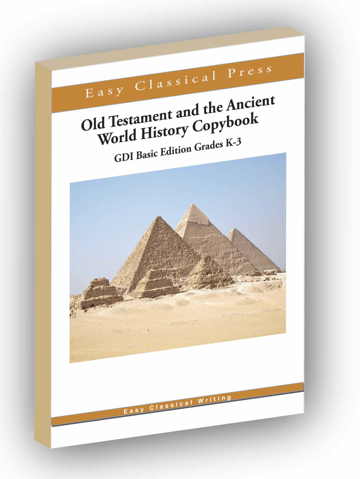OT and the Ancient World History Copybook (K-3)