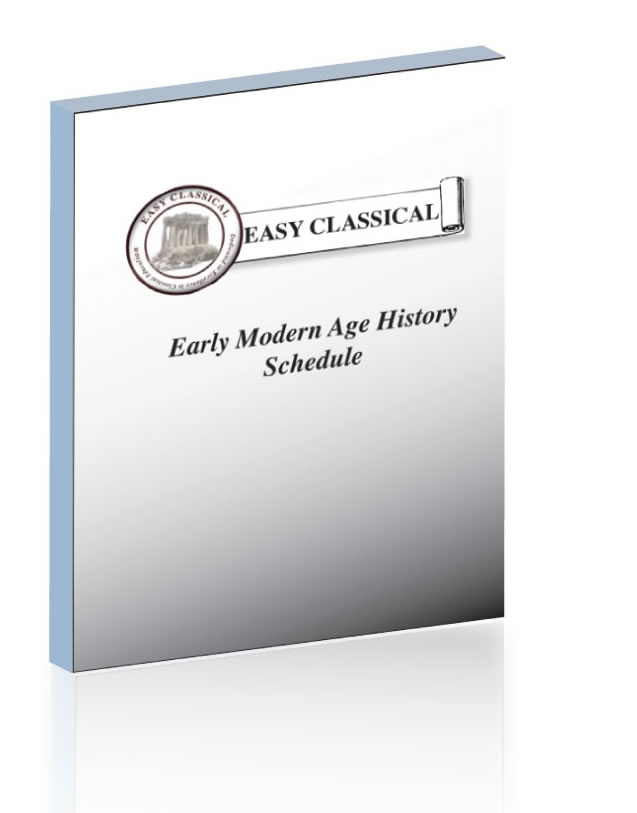 Early Modern Times Schedule