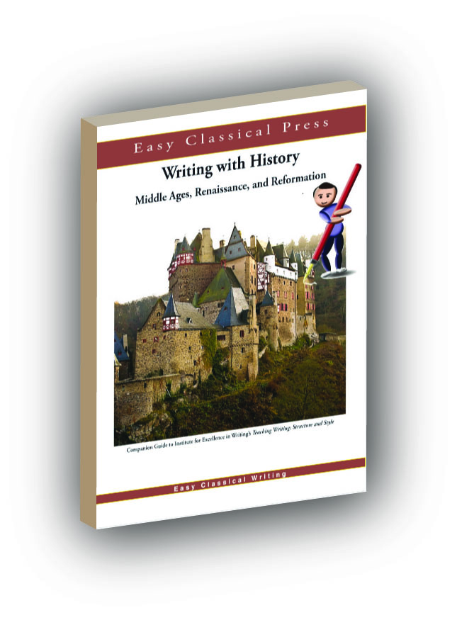 Writing with History: Middle Ages, Renaissance, and Reformation