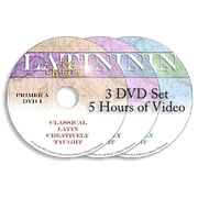 Latin for Children A DVD's