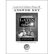 Latin for Children Primer B Answer Key