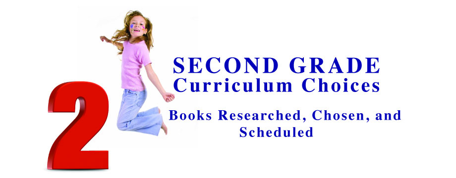 Second Grade Complete Curriculum