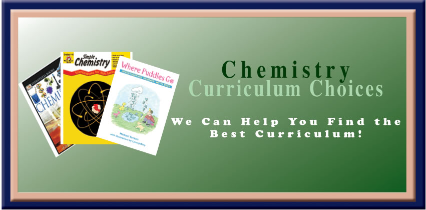 Chemsitry Curriculum