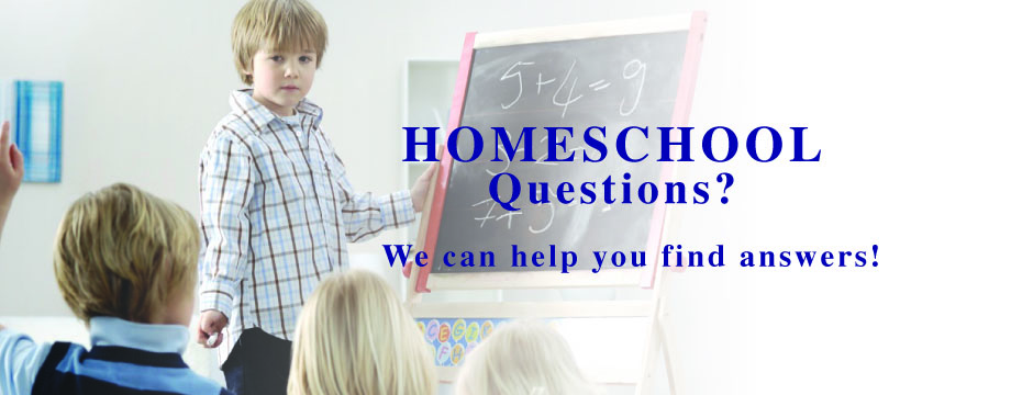Homeschool Questions?